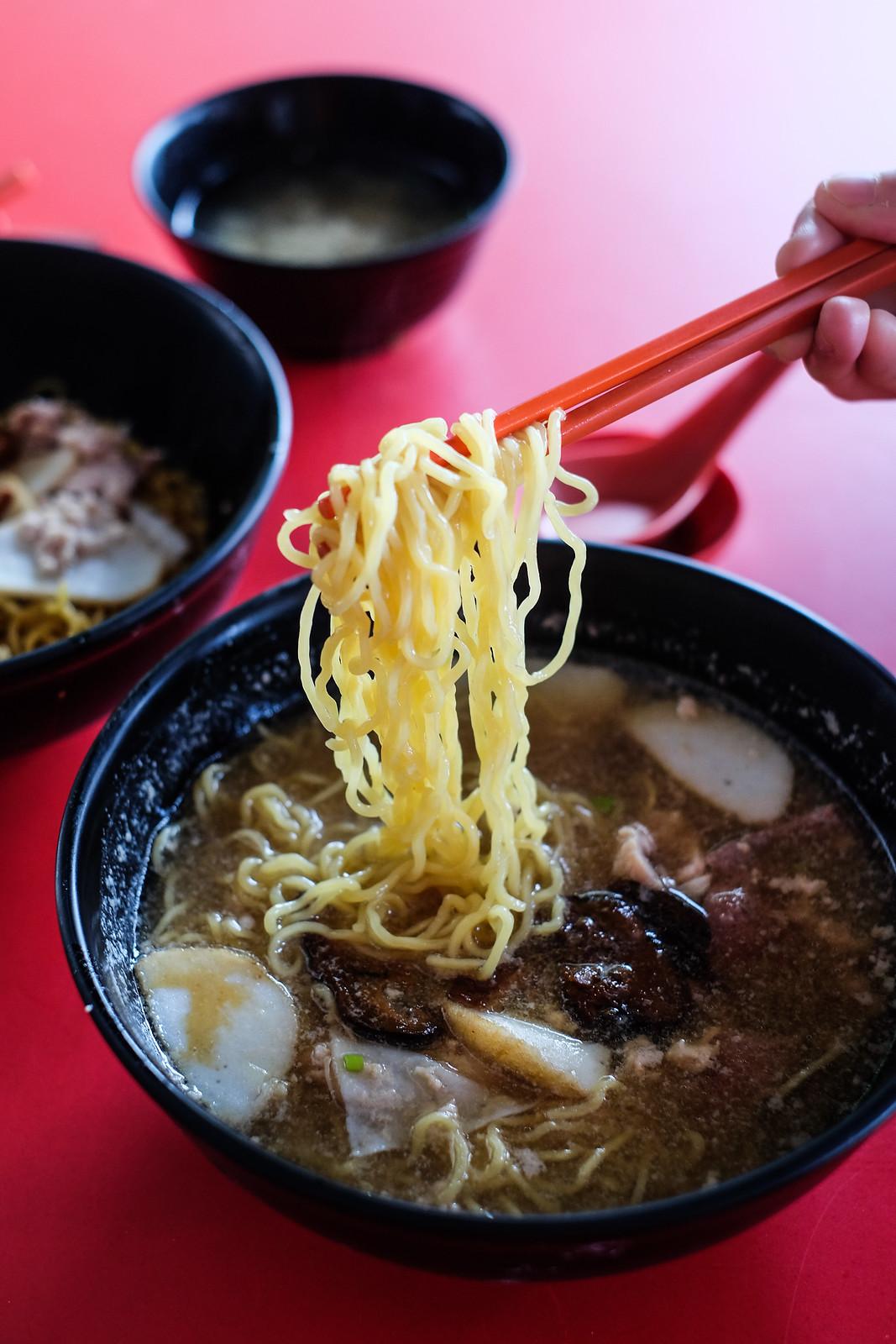 macpherson minced meat noodles DSCF7675