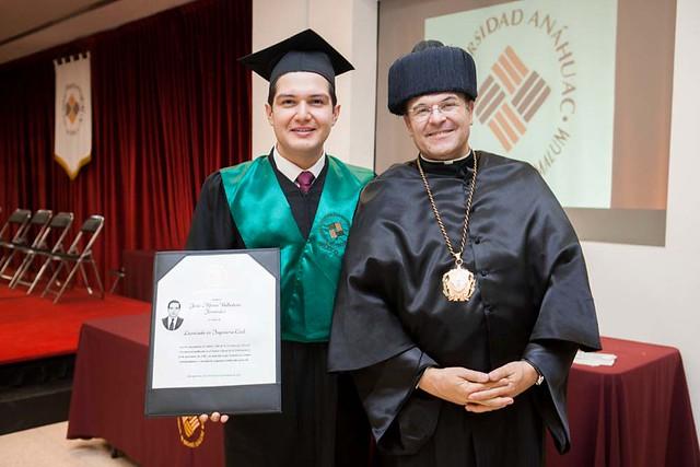 Ceremonias de Graduación de licenciatura.