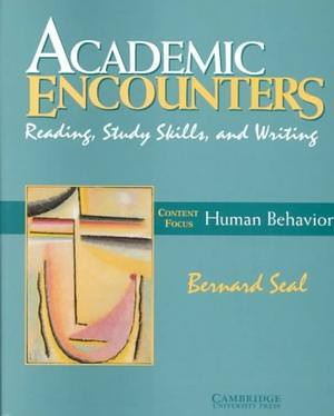 Academic Encounters – Human Behaviors ( Bernard Seal ) – cambridge
