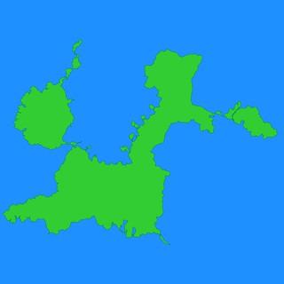 島の自動生成サイト