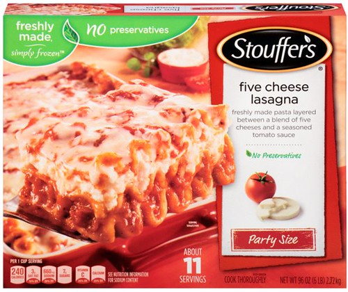 photograph regarding Stouffers Coupons Printable identified as 4 fresh Stouffers discount coupons: Superior 96 oz Entrees $8.99 at