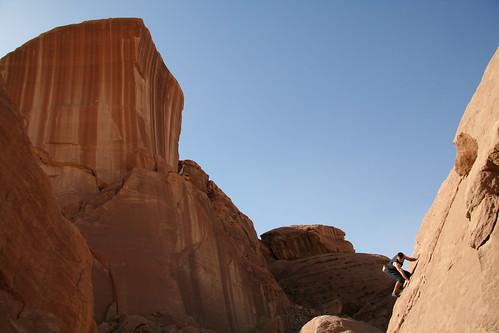 Desert Bouldering