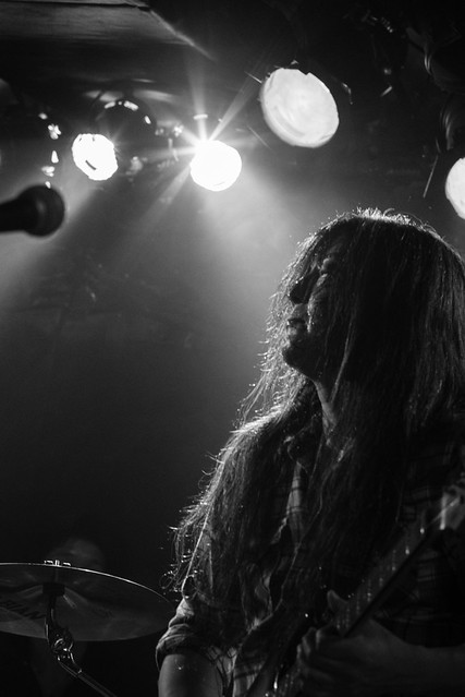 O.E. Gallagher live at Outbreak, Tokyo, 23 Dec 2016 -00329