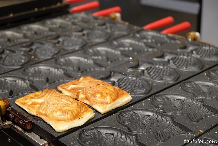 Croissant Taiyaki (4)