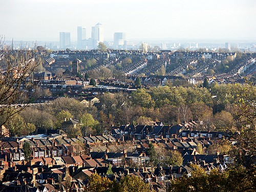 London from Ally Pally | by algo