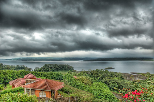 Lake Arenal in Repose | by Stuck in Customs