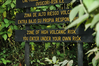 High Volcanic Risk | by Stuck in Customs