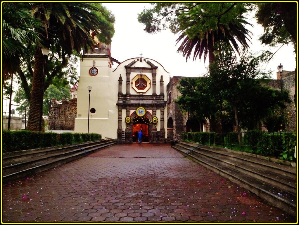 0669 Ex Convento Y Parroquia De San Matias Iztacalco