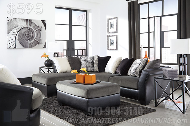 Armant LAF Sectional FSBO