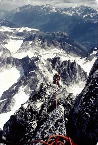 Bugaboo Ridge 2