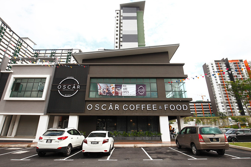 Oscar Coffee & Food Kajang