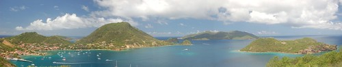 Iles des Saintes - Panorama from Fort Napoleon | by Sam Ellis