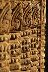 Carved door detail | by pixelography
