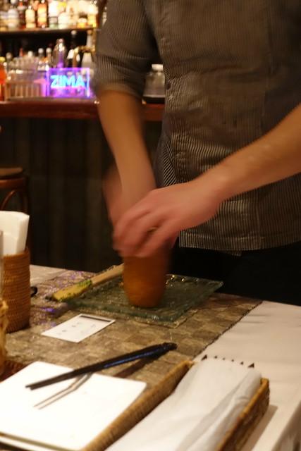 ガーリックトースト Odawara Vampire 夢国籍居食屋 ヴァンパイア 09