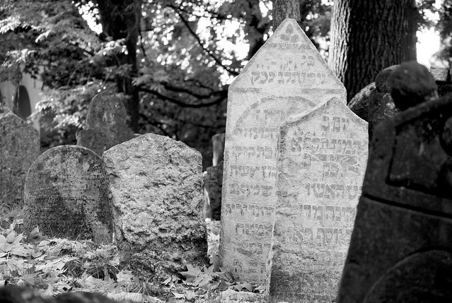 Prague_Old Jewish Cemetery_2016-4