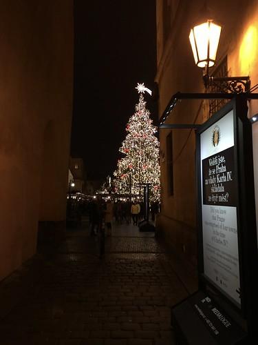 Prague evening