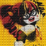 The LEGO Batman Movie Graffiti Posters 06