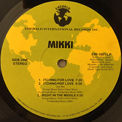 MIKKI:MIKKI(LABEL SIDE-A)