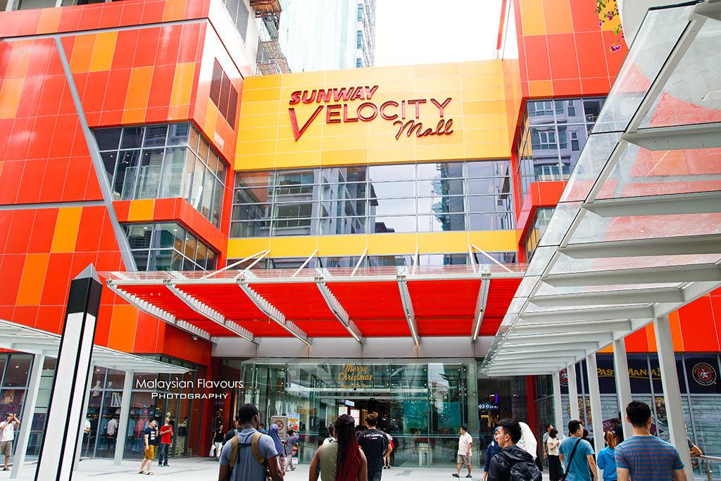 Sunway Velocity Mall Cheras Kl Shopping Experience