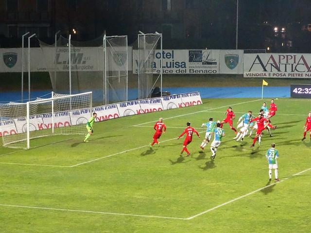 Feralpisalò - Santarcangelo 2-0