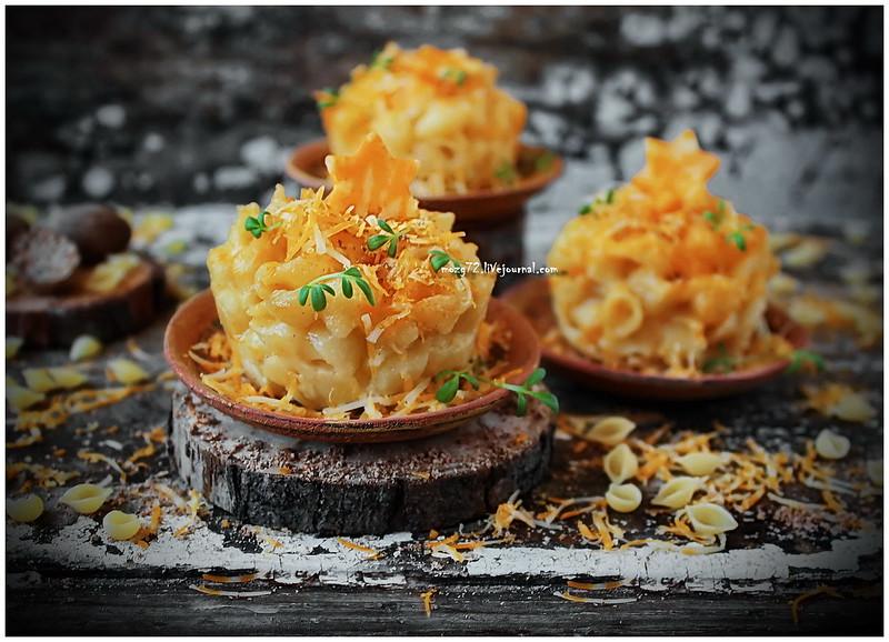 ...macaroni cheese cupcake_