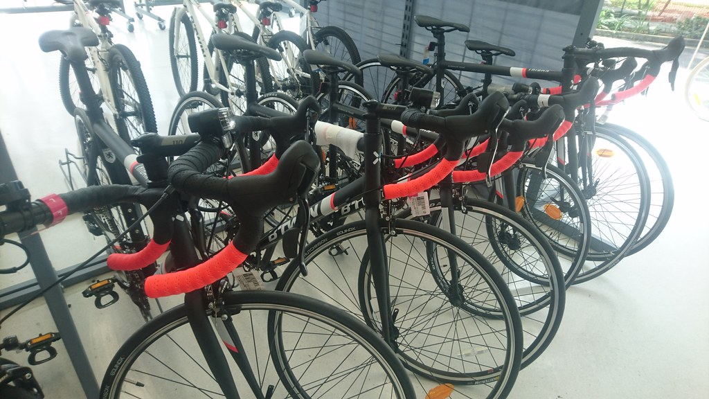 Decathlon: Here comes a new challenger | the accidental randonneur