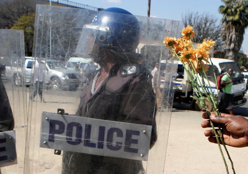 ZIMBABWE-PROTEST/
