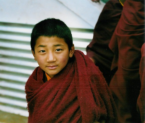 Buddhist Child Monk 2 | by o_sam_o