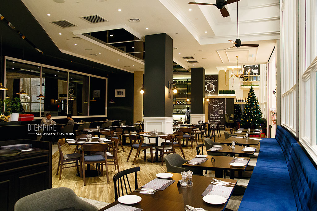 D Empire European Cuisine Pavilion KL