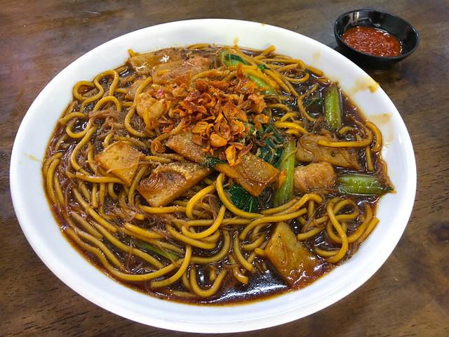 hokkien char green lane noodles