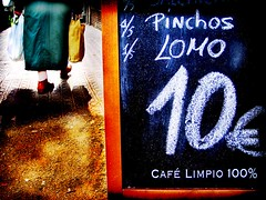 cheap lomo and clean coffee:) | by izarbeltza