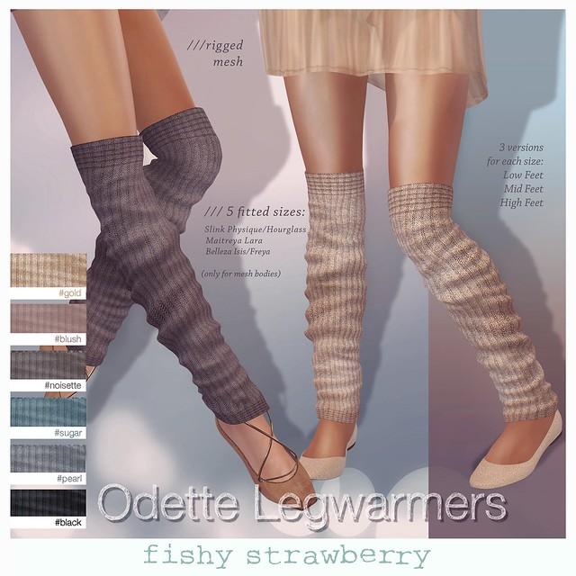Odette Legwarmers