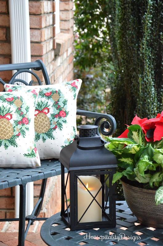Lantern-Williamsburg Hospitality Pillows-Housepitality Designs