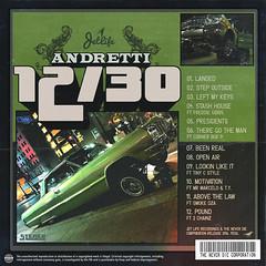 Andretti 12/30 (Back)