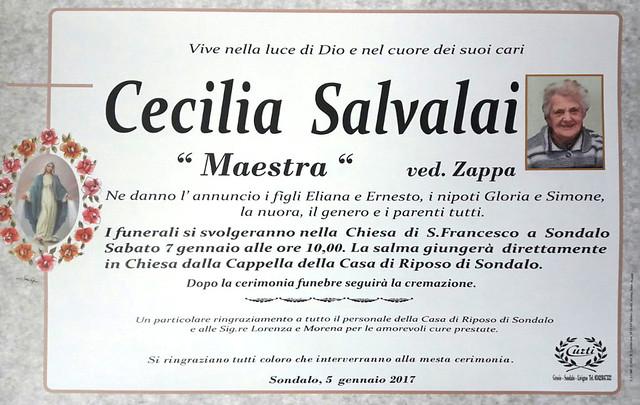 Salvalai Cecilia