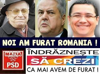 Penalii Ponta si Dragnea vor asigura presedintia Uniunii Europene din partea Romaniei
