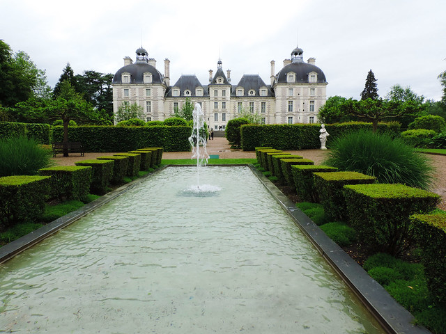 Our Best Travel Moments Of 2016: Chateau de Cheverny, Loire Valley, France