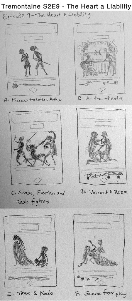 Tremontaine S2 E9 - thumbnails