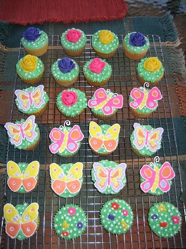 how to make fondant butterflies