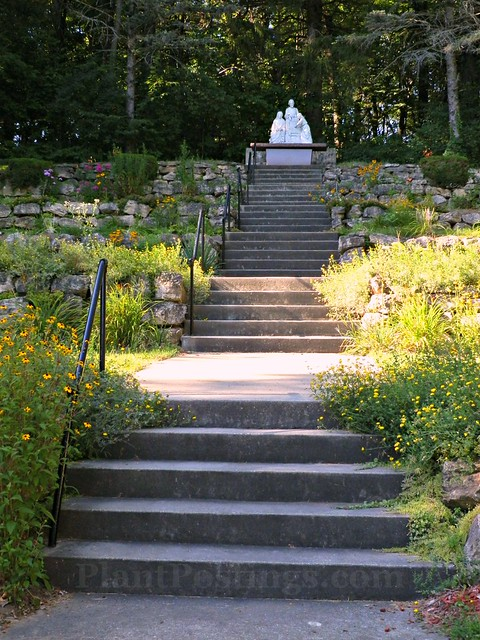 holy family stairs