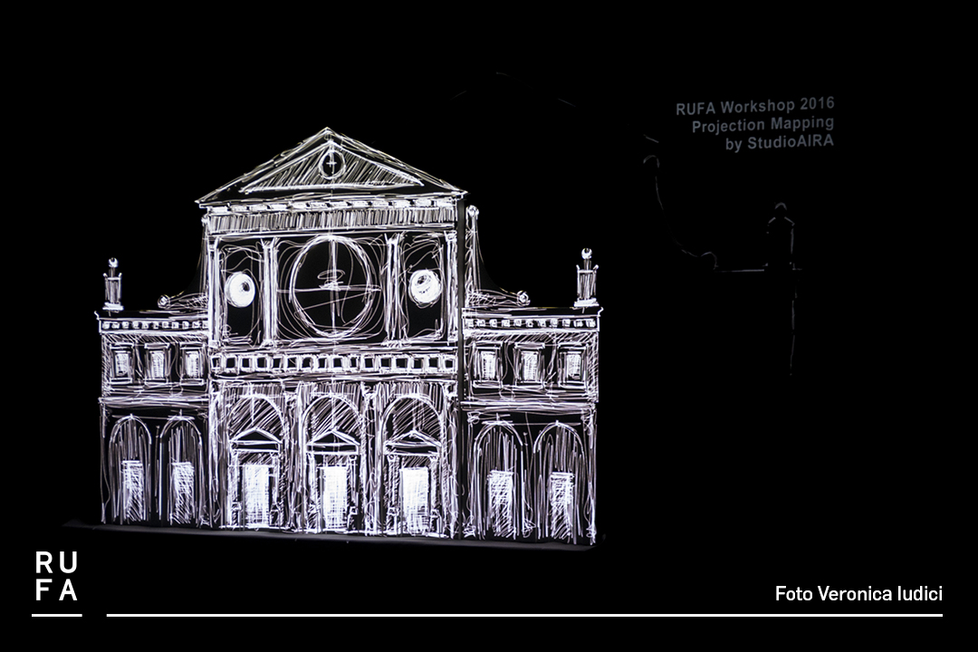 Video Mapping - Studio Aira