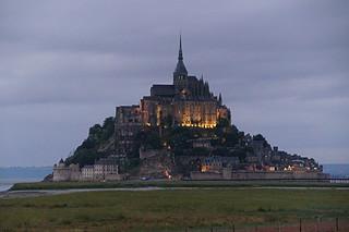 088 Mont Saint-Michel