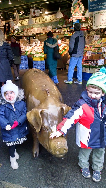 Pike Place Market Pig 2016