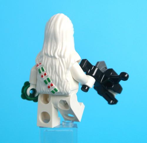 From 75146 Advent Calendar Set 2016 LEGO Star Wars MiniFigure Snow Chewbacca