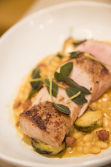 Pan Roasted Chicken, Aveline, San Francisco