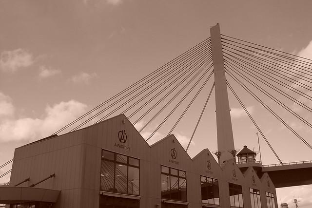 The Aomori Bay-Bridge