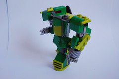 [MOC] Mini Robot : Rebooted 31351472863_0d637cc484_m