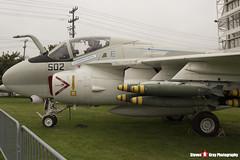 158794 - I-530 - US Navy - Grumman A-6E Intruder - The Museum Of Flight - Seattle, Washington - 131021 - Steven Gray - IMG_3754