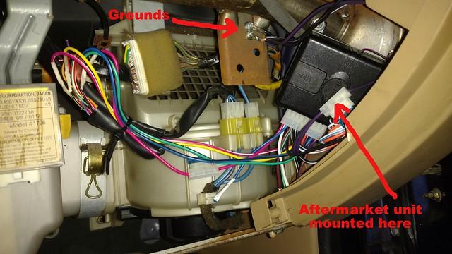 Mx5 Central Locking Wiring Diagram