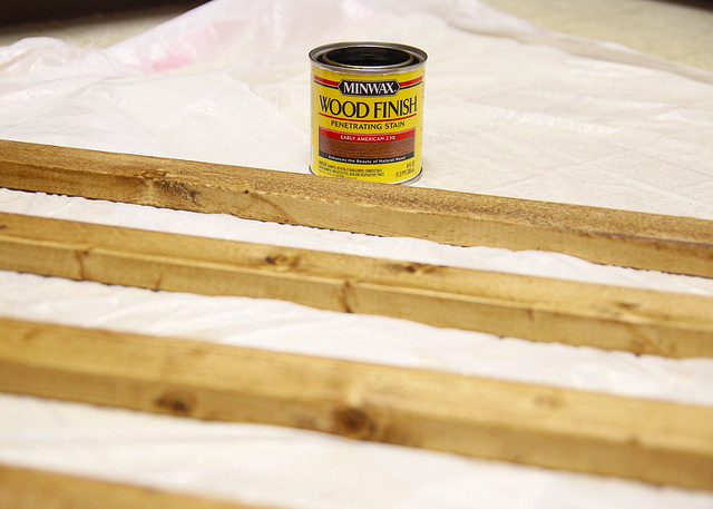 Wood Stain Rustoleum Early American